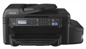 topratedprinter.com Epson WorkForce ET-4550 EcoTank Printer