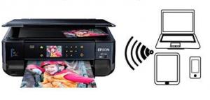 topratedprinters.com Epson Expression Premium XP-610 connections